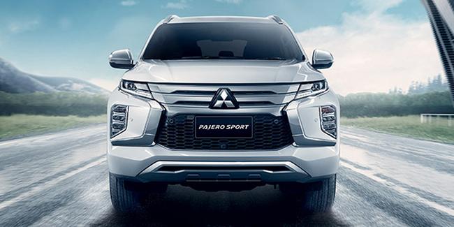 Mitsubishi Resmi Luncurkan Pajero Sport Facelift 2020 di Thailand
